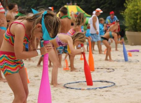 3 Παιχνίδια για την παραλία