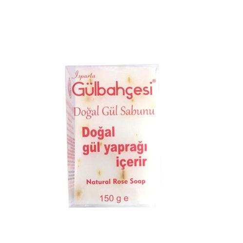 Gülbahçesi Gül Yapraklı Doğal Sabun 150g