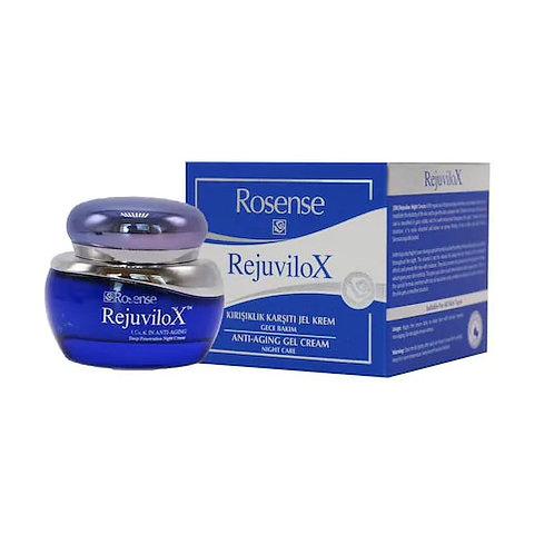 Rosense Rejuvilox Anti-Aging Gece Kremi 50ml