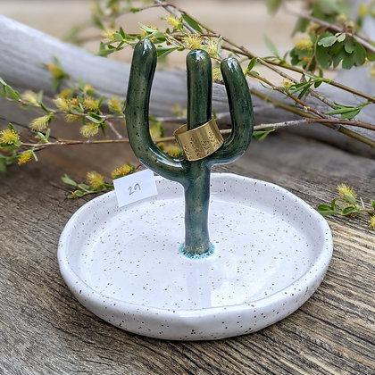 Cactus Ring Dish - Small (29)