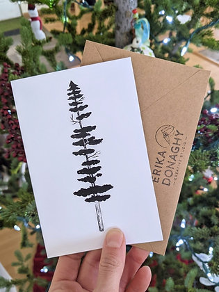 Lodgepole Greeting Card