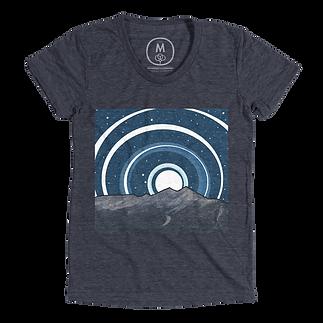 peak-one-moonrise – 0001 – Tri-Blend – W