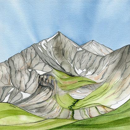 Grays (and Torreys) Peak