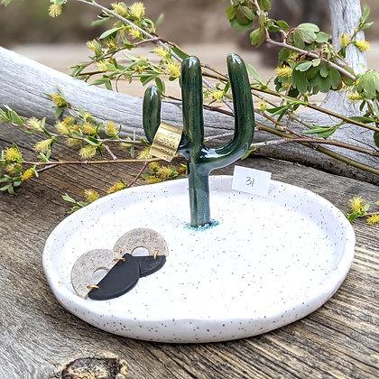 Cactus Ring Dish - Large (31)