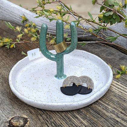 Cactus Ring Dish - Large (33)