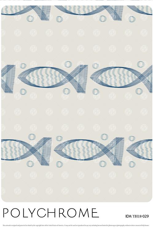 YH18-029 original print pattern