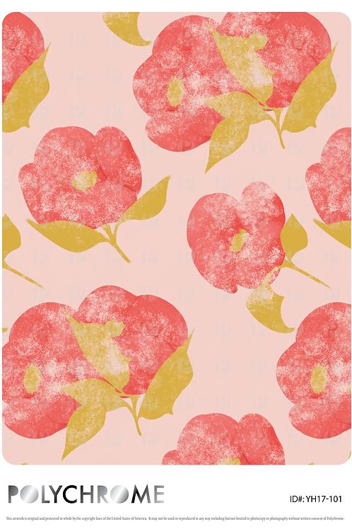 YH17-101 original print pattern