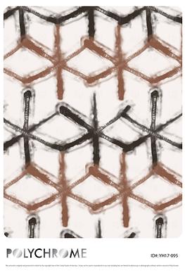 YH17-095 original print pattern