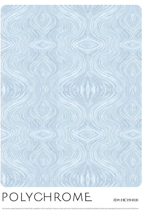 HC19-018 original print pattern