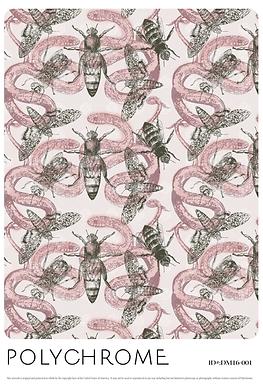 DM16-001 original print pattern