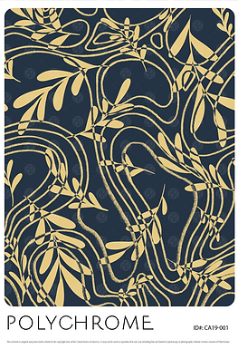 CA19-001 original print pattern