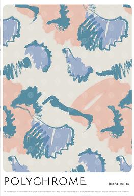 YH18-034 original print pattern