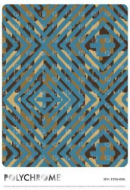 TP16-018 original print pattern