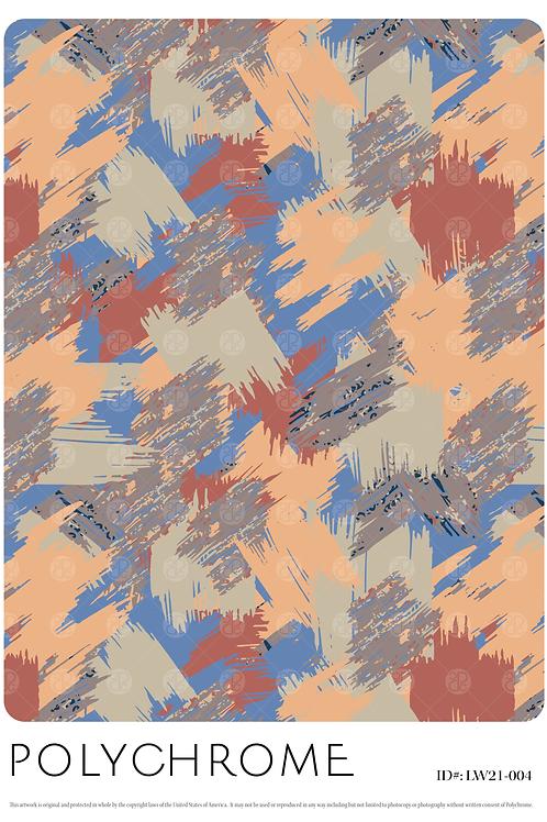 LW21-004 original print pattern