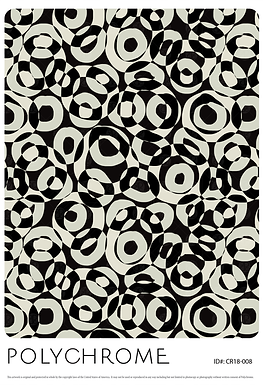 CR18-008 original print pattern