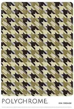 TH20-020 original print pattern