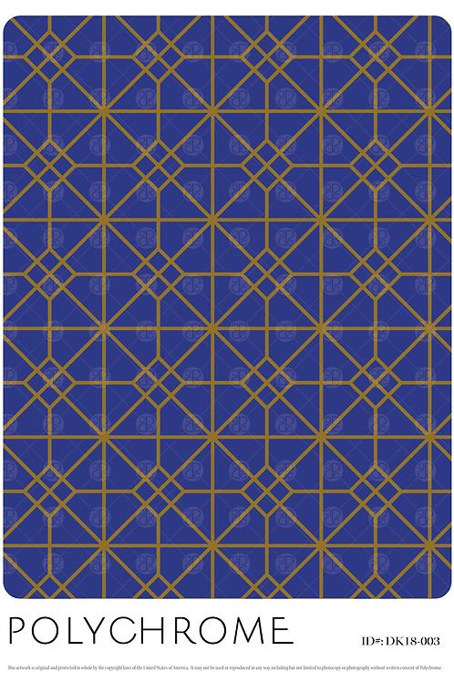 DK18-003 original print pattern