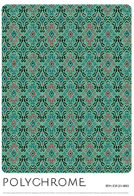 LW21-003 original print pattern
