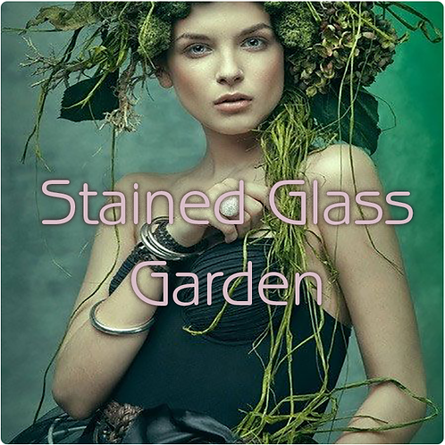 Stained Glass Garden A/W 2017-18 trend direction
