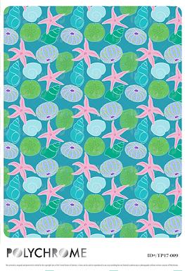 TP17-009 original print pattern