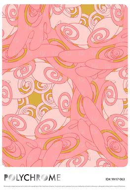 YH17-063 original print pattern