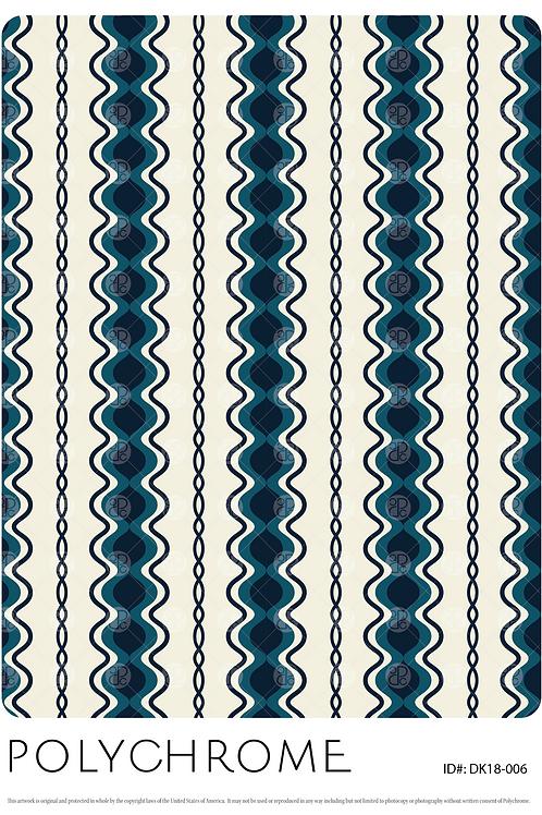 DK18-006 original print pattern