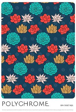 YH17-021 original print pattern