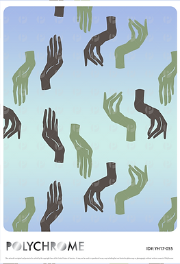YH17-055 original print pattern