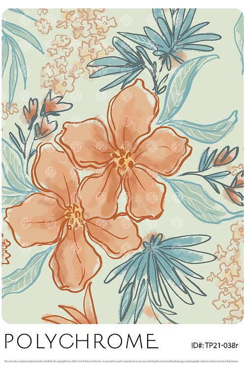 TP21-038r original print pattern