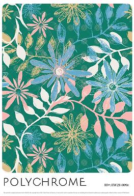 LW21-009 original print pattern