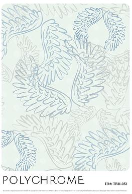 TP21-032 original print pattern