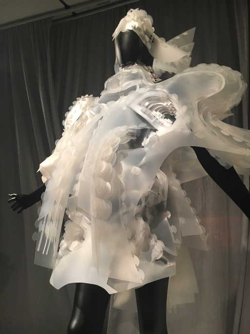 WOW - the wearable art exhibit at the PEM