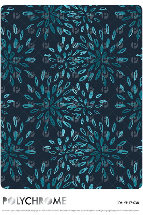 YH17-038 original print pattern