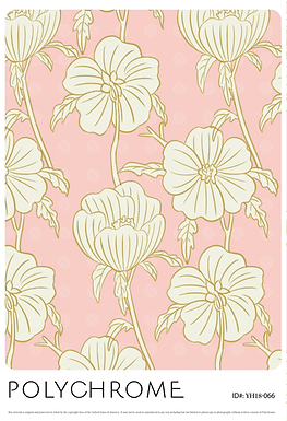 YH18-066 original print pattern
