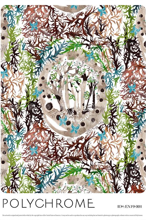EN19-001 original print pattern