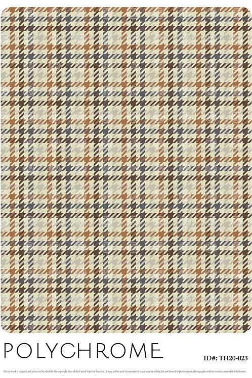 TH20-023 original print pattern