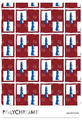 YH17-010 original print pattern