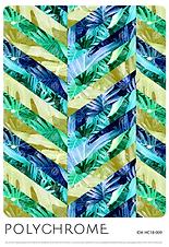 HC18-009 original print pattern