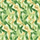white ground abstract repeat print pattern with green motifs for fashion textiles perfect for activewear and athleisure