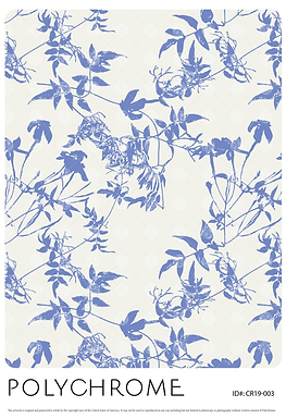 CR19-003 original print pattern
