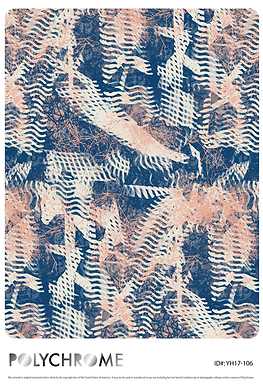 YH17-106 original print pattern