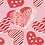 Thumbnail: YH18-091 original print pattern