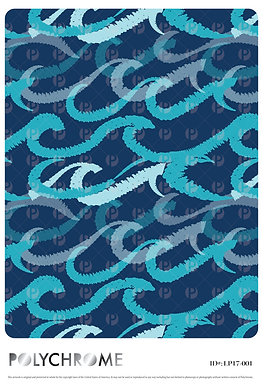 LP17-001 original print pattern
