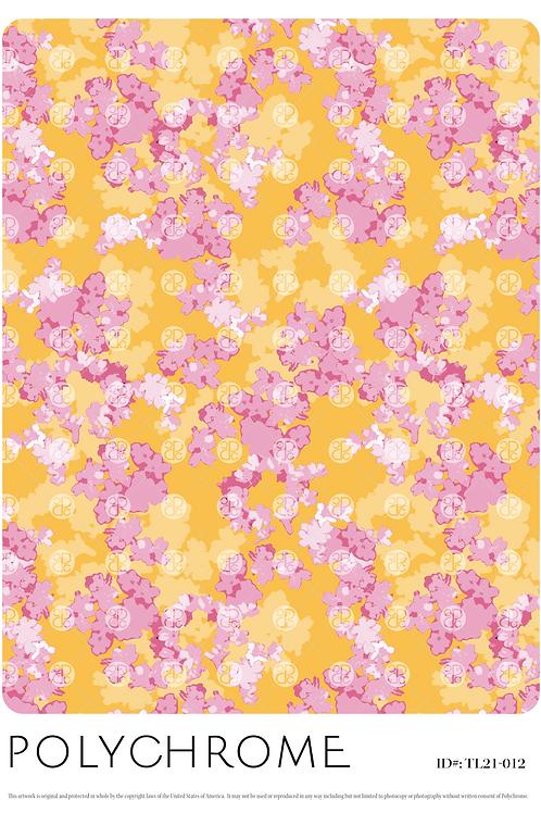 TL21-012 original print pattern