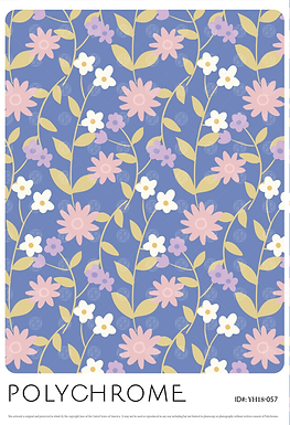 YH18-057 original print pattern