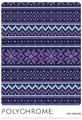 TH21-002 original print pattern
