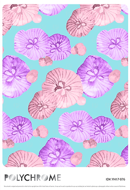 YH17-076 original print pattern