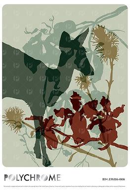 DM16-008 original print