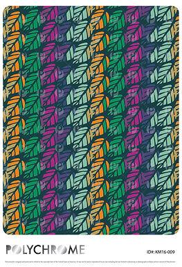 KM16-009 original print pattern