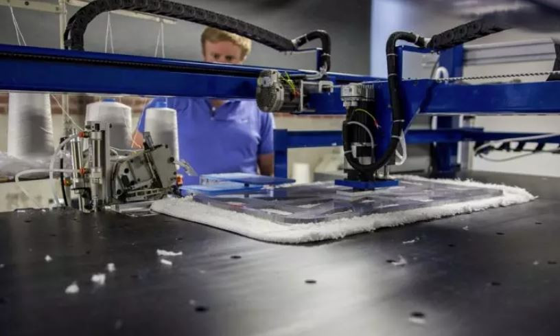 Tianyuan Garments CO plans to open an apparel plant in Arkansas which will use robotics